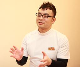 京都市_接骨院・鍼灸院_施術家・小林龍司からのメッセージ
